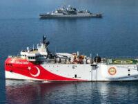 Ευρωπαϊκό τελεσίγραφο ενός μήνα στην Τουρκία για αποκλιμάκωση της έντασης στην Ανατολική Μεσόγειο