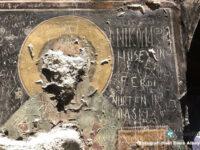 Οργή και Θλίψη : Βεβήλωσαν αγιογραφίες στην Παναγία Σουμελά