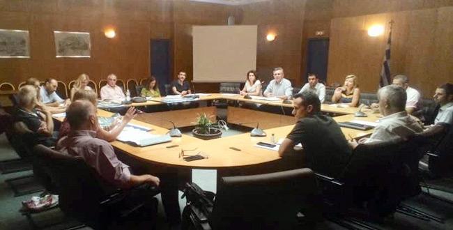 Σειρά επαφών Δημάρχου Αρταίων στην Αθήνα για σημαντικά θέματα της Άρτας
