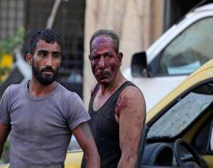 Βιβλική καταστροφή από τις εκρήξεις στη Βηρυτό: Πάνω από 100 νεκροί, περισσότεροι από 4.000 οι τραυματίες