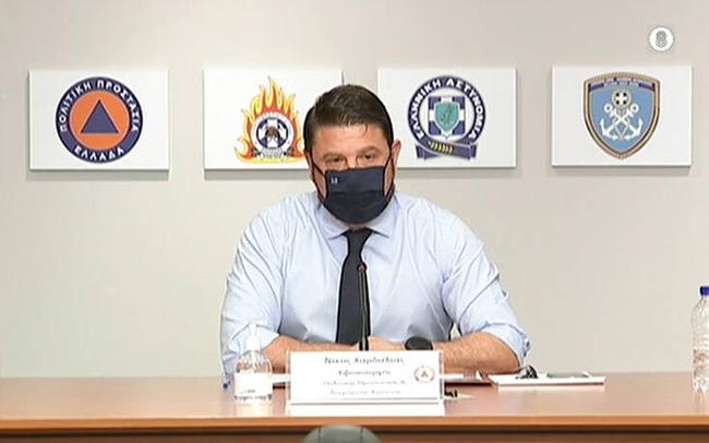 Τα νέα μέτρα στην Αττική: Μάσκες σε δουλειές και πλατείες – Κλείνουν για 14 μέρες τα κέντρα διασκέδασης