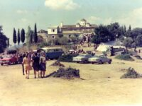Ιερά Μονή Ρέθα μέσα από το φωτογραφικό αρχείο του Βησσαρίωνος Καμπάνα