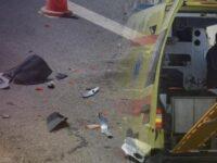 Τραγωδία στο Καματερό: Δύο νεκροί σε φρικτό τροχαίο