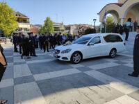 Αγρίνιο: Το τελευταίο αντίο στον 27χρονο Παναγιώτη Πλεξίδα
