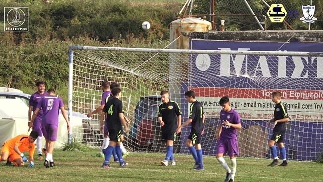 Ο Αμβρακικός Λουτρού με 2-0 στην 2η φάση του Κυπέλλου ΕΠΣ Αιτωλοακαρνανίας