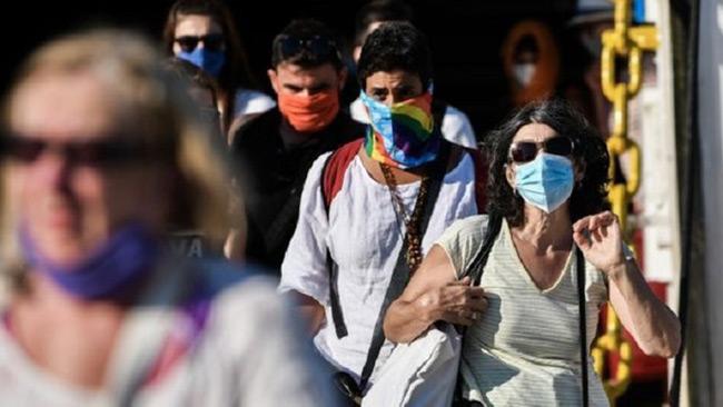 Κορονοϊός: Στο κόκκινο 312 νέα κρούσματα στην Ελλάδα – Που εντοπίστηκαν