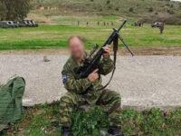 Εκδιώχθηκε ο εθνοφύλακας που απειλούσε να πυροβολήσει πρόσφυγες