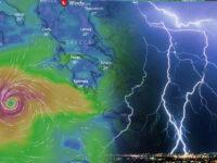 Κακοκαιρία Ιανός: Ενισχύεται, γίνεται μεσογειακός κυκλώνας και απειλεί τη χώρα, πού βρίσκεται τώρα