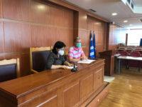 Έκτακτη συνεδρίαση του ΣΟΠΠ Αιτωλοακαρνανίας, υπό την Αντιπεριφερειάρχη, Μαρία Σαλμά