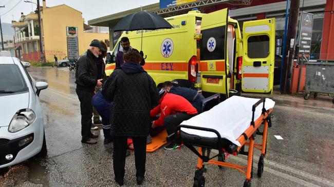 Λαμία: Τροχαίο δυστύχημα με έναν νεκρό και δύο τραυματίες πατέρα γιο