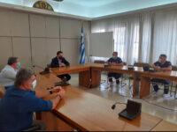 Δήμος Αγρινίου Έκτακτη σύσκεψη για τον κορονοϊό