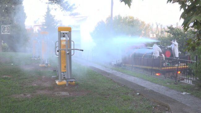 Νέος γύρος απολυμάνσεων από τον Δήμο Αρταίων