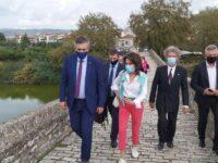 Γιάννα  Αγγελοπούλου – Δασκαλάκη – «Ελλάδα 2021» Συνάντηση Εργασίας  στην Άρτα.