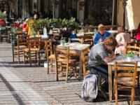 Κορονοϊός: Στο τραπέζι νέο ωράριο στην εστίαση – Νωρίτερα η απαγόρευση κυκλοφορίας