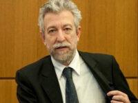 Παραιτήθηκε από την Κεντρική Επιτροπή του ΣΥΡΙΖΑ ο Σταύρος Κοντονή