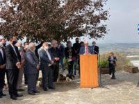Τιμήθηκε η μνήμη των θυμάτων της θηριωδίας στους Λιγκιάδες