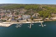 Διατίθεται και πάλι το τουριστικό καταφύγιο για τον ελλιμενισμό σκαφών (ατελώς λόγω COVID-19)