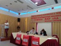 Πραγματοποιήθηκε περιφερειακή σύσκεψη της οργάνωσης Ηπείρου-Κέρκυρας-Λευκάδας του Νέου Αριστερού Ρεύματος (ΝΑΡ) για την Κομμουνιστική Απελευθέρωση