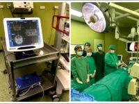 ΠΓΝ Ιωαννίνων  Χρήση διεγχειρητικής πλοήγησης (Navigation) στην ενδοσκοπική χειρουργική των παραρρινίων κόλπων