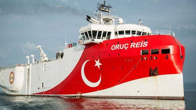 Νέο δημοσίευμα-πρόκληση στην Τουρκία: Στην Κρήτη η επόμενη αποστολή του Oruc Reis