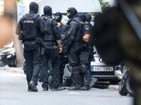 Επιχείρηση της Ελληνικής Αστυνομίας (EUROKINISSI/ΓΙΑΝΝΗΣ ΠΑΝΑΓΟΠΟΥ