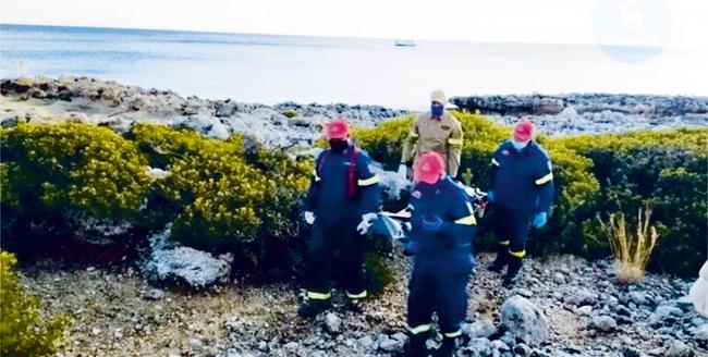 Δυο αδέρφια 13 και 15 ετών σκοτώθηκαν ενώ έκαναν αλεξίπτωτο θαλάσσης στη Ρόδο