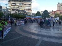 Κάλεσμα στο αυριανό συλλαλητήριο στο Αγρίνιο