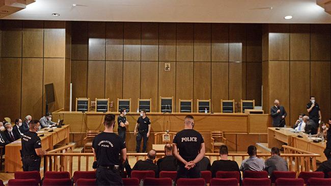Δίκη Χρυσής Αυγής: Πρόταση Εισαγγελέα – Ζητεί αναστολή ποινής σχεδόν για όλους πλην Ρουπακιά