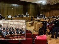 Χρύση Αυγή: Αύριο η επιβολή ποινών – Ποιες ποινές αντιμετωπίζουν
