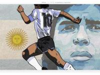 Φάσεις από την καριέρα ενός πρωταγωνιστή του παγκόσμιου ποδοσφαίρου