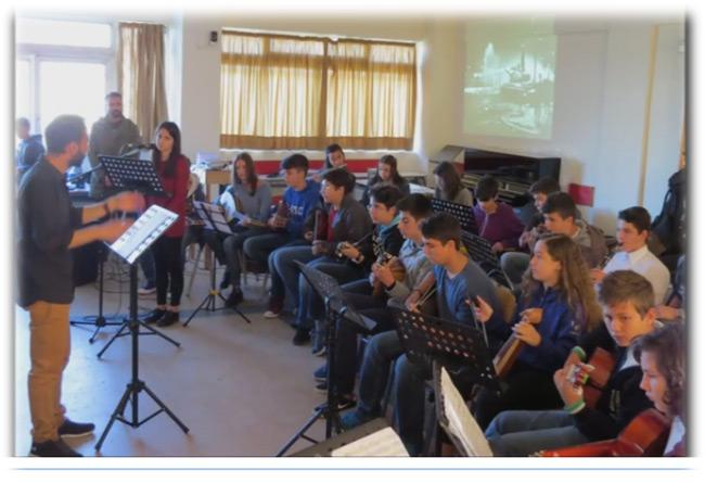 Δράσεις για την επέτειο εξέγερσης του Πολυτεχνείου – Μουσικό Σχολείο Άρτας