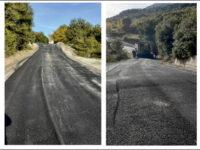 Ολοκληρώθηκε από το Δήμο Αρταίων το έργο αποκατάστασης δημοτικής οδού στην Ροδαυγή.
