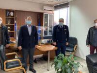 Συνεργασία Γ. Στύλιου με τις αστυνομικές αρχές για την πραγματοποίηση τεστ COVID στους Αστυνομικούς της Άρτας