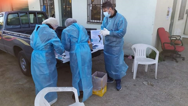 Προληπτικοί έλεγχοι για COVID-19 αύριο στο Χαλκιόπουλο από την Π.Ε. Αιτωλοακαρνανίας