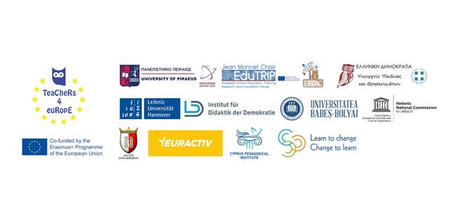 Πρόγραμμα Erasmus+ KA3 Teachers4Europe
