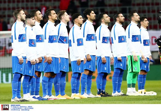 Προκριματικά Μουντιάλ 2022: Αυτοί είναι οι αντίπαλοι της Ελλάδας