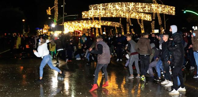 Αλβανία: Τα Τίρανα φλέγονται – Οργή μετά τη δολοφονία 25χρονου από αστυνομικό