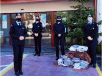 Δώρα σε παιδιά από τη Γραμματεία Γυναικών της Ένωσης Αστυνομικών Υπαλλήλων Άρτας