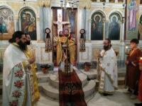 Ιερά Πανήγυρις επί τη εορτή της Συνάξεως της Θαυματουργού εικόνος ¨Παναγία η Παραμυθία¨ στον Ιερό Ναό Αγίας Τριάδος Αγρινίου.