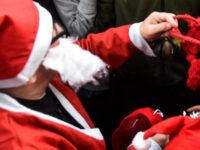 Λαμία: Πέθανε ο Άγιος Βασίλης της πόλης ενώ μοίραζε δώρα
