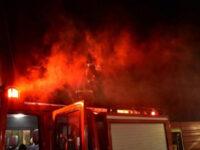 Κινητοποίηση της Πυροσβεστικής Υπηρεσίας Αμφιλοχίας για πυρκαγιά