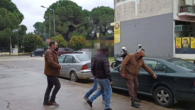 Προθεσμία για να απολογηθούν έλαβαν οι τρεις κατηγορούμενοι για τη ληστεία στο Χαλκιόπουλο