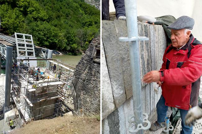 Γέφυρα Πλάκας – Κουβεντιάζοντας με τον Αθανάσιο Πόραβο.