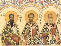 Εόρτιο Μήνυμα της Ιεράς Συνόδου προς τους μαθητές εν όψει της εορτής των Τριών Ιεραρχών