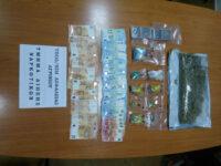 Συνελήφθησαν δυο άνδρες στο Αγρίνιο για διακίνηση κοκαΐνης και κάνναβης