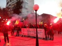 ΑΡΤΑ: Μαζική και μαχητική απάντηση στην κυβερνητική καταστολή των αγώνων.