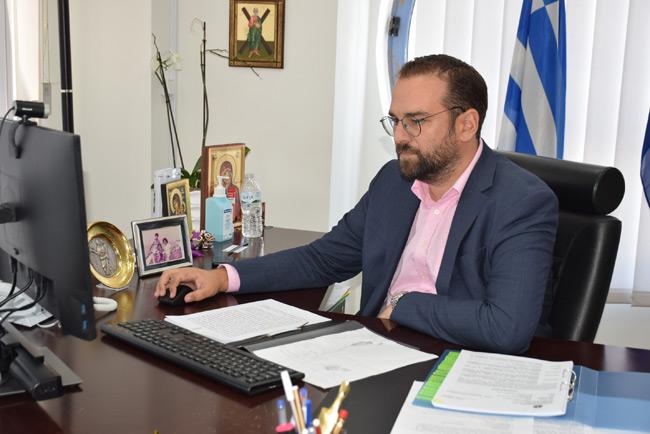 Ν. Φαρμάκης: «Όποιος και ότι συρρικνώνει το Πανεπιστήμιο της Πάτρας, προσφέρει κακές υπηρεσίες στο Πανεπιστήμιο και στον τόπο»