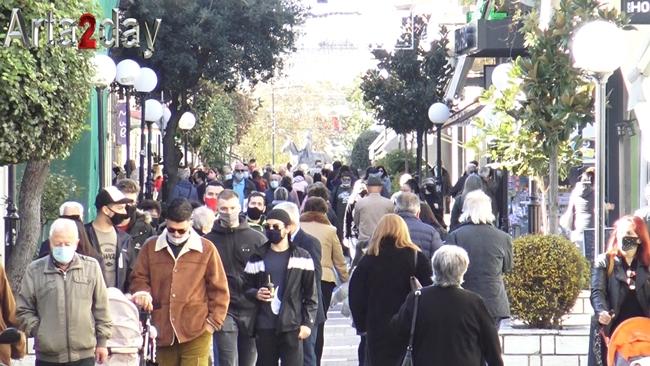 Άρτα: 17 πρόστιμα των 300€ χθες Κυριακή για παραβίαση μέτρων κατά κορονοϊού