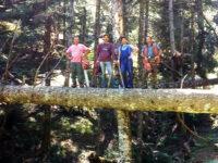 Στα ..λημέρια των ξυλοκόπων της Πρασιάς(Φώτο)