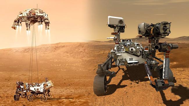 Το Perseverance ξεκίνησε την εξερεύνησή του στον Άρη